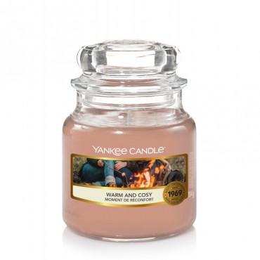 Mała świeca Warm & Cosy Yankee Candle
