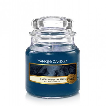 Mała świeca A Night Under The Stars Yankee Candle