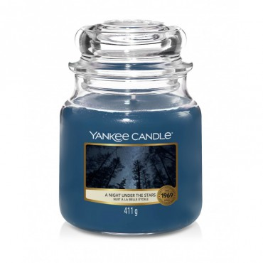 Średnia świeca A Night Under The Stars Yankee Candle