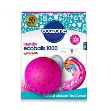 Ecoballs kule piorące na 1000 prań Natural Blossom zapach kwiatowy Ecozone