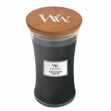 Duża Świeca Black Peppercorn WoodWick