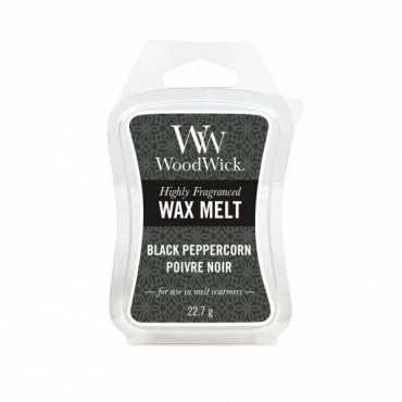 Wosk Black Peppercorn WoodWick