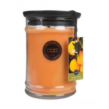 Świeca zapachowa Orange Vanilla 524g Bridgewater Candle