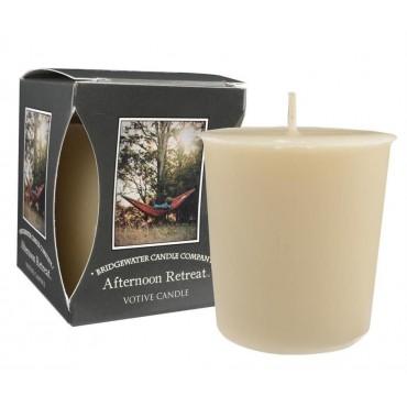 Świeca zapachowa Votive Afternoon Retreat 56 g Bridgewater Candle