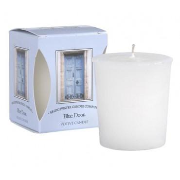 Świeca zapachowa Votive Blue Door 56 g Bridgewater Candle
