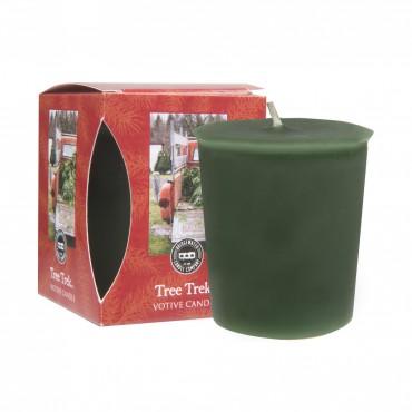 Świeca zapachowa Votive Tree Trek 56 g Bridgewater Candle