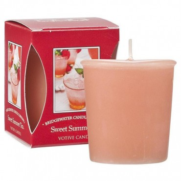 Świeca zapachowa Votive Sweet Summer Tea 56 g Bridgewater Candle