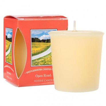 Świeca zapachowa Votive Open Road 56 g Bridgewater Candle