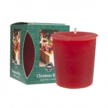 Świeca zapachowa Votive Christmas Bliss 56 g Bridgewater Candle