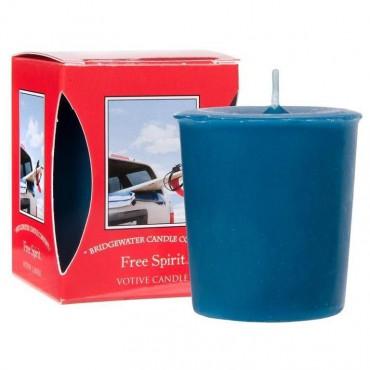 Świeca zapachowa Votive Free Spirit 56 g Bridgewater Candle