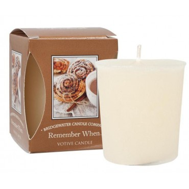 Świeca zapachowa Votive Remember When 56 g Bridgewater Candle