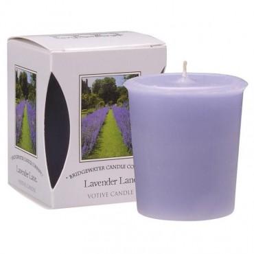 Świeca zapachowa Votive Lavender Lane 56 g Bridgewater Candle