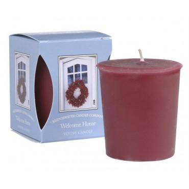 Świeca zapachowa Votive Welcome Home 56 g Bridgewater Candle