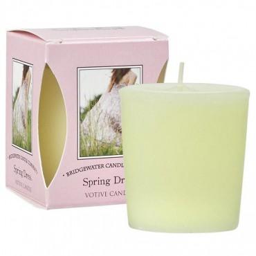 Świeca zapachowa Votive Spring Dress 56 g Bridgewater Candle