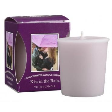 Świeca zapachowa Votive Kiss in the Rain 56 g Bridgewater Candle