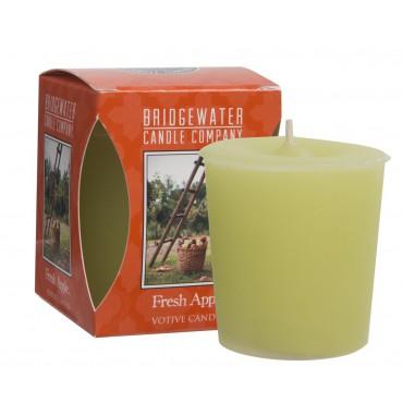 Świeca zapachowa Votive Fresh Apple 56 g Bridgewater Candle