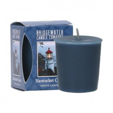 Świeca zapachowa Votive Nantucket Coast 56 g Bridgewater Candle