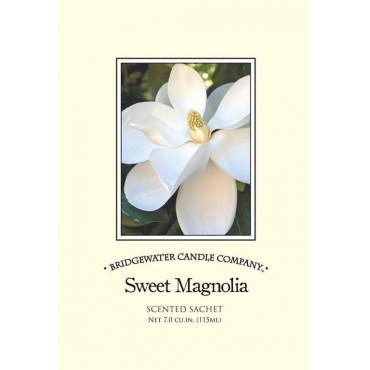 Saszetka zapachowa Scented Sachet Sweet Magnolia Bridgewater