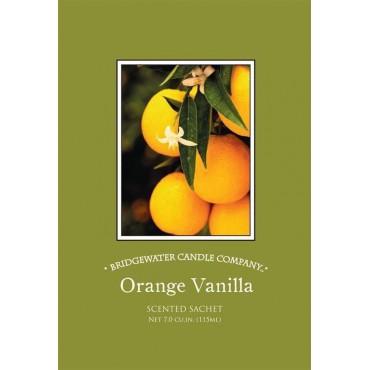 Saszetka zapachowa Scented Sachet Orange Vanilla Bridgewater