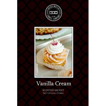 Saszetka zapachowa Scented Sachet Vanilla Cream Bridgewater