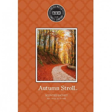 Saszetka zapachowa Scented Sachet Autumn Stroll Bridgewater