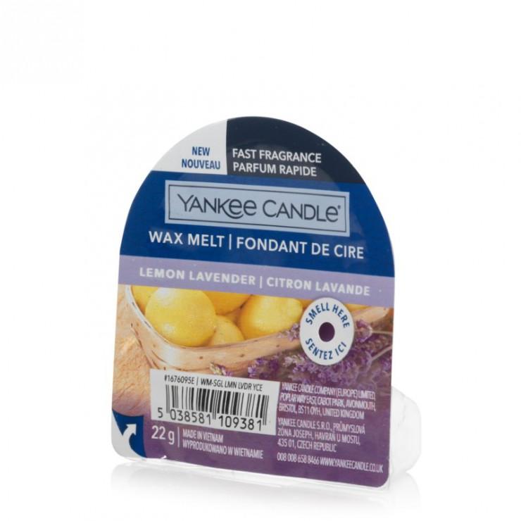 Wosk zapachowy Lemon Lavender Yankee Candle