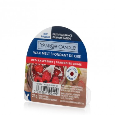 Wosk zapachowy Red Raspberry Yankee Candle