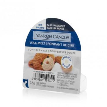 Wosk zapachowy Soft Blanket Yankee Candle