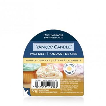 Wosk zapachowy Vanilla Cupcake Yankee Candle