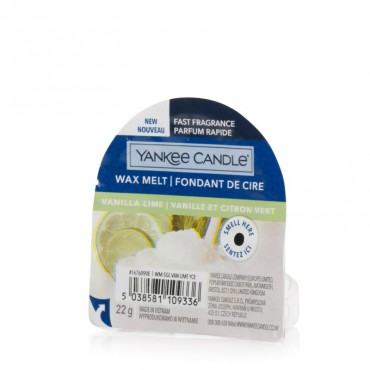 Wosk zapachowy Vanilla Lime Yankee Candle