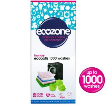 Ecoballs Granulki do Kul Piorących 1000 prań Ecozone