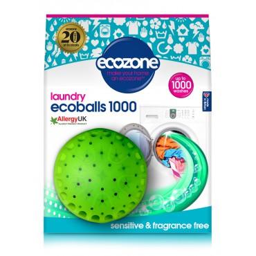 Ecoballs Kule do Prania na 1000 Prań Ecozone