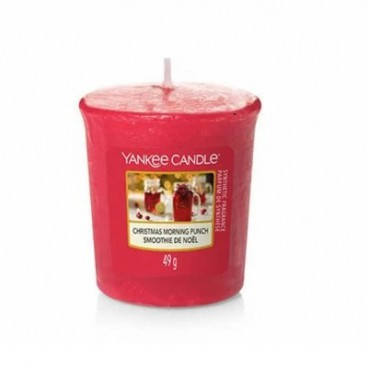 Sampler Christmas Morning Punch Yankee Candle