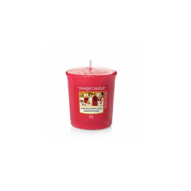 Sampler Christmas Morning Punch Yankee Candle