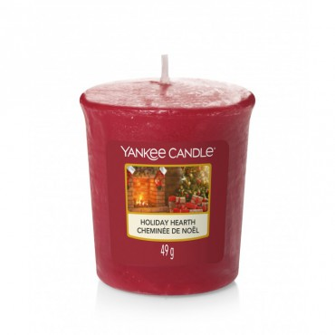 Sampler Holiday Hearth Yankee Candle