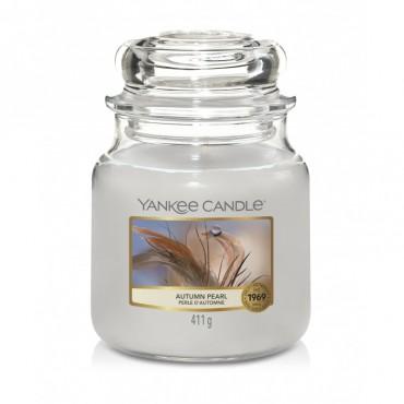 Średnia świeca Autumn Pearl Yankee Candle