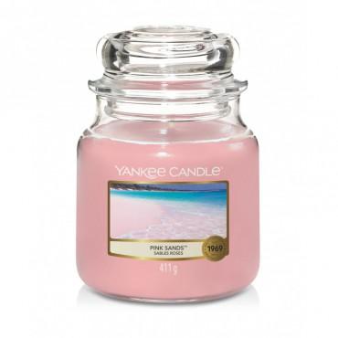 Średnia świeca Pink Sands Yankee Candle