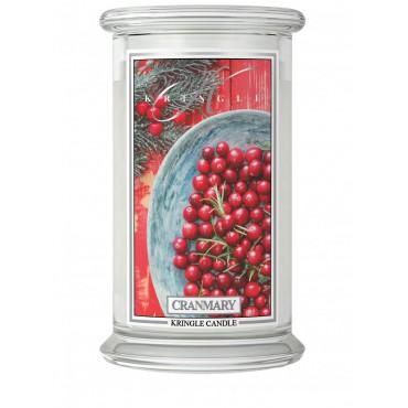 Duża świeca Cranmary Kringle Candle