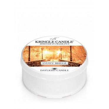Daylight świeczka Snowy Bridge Kringle Candle