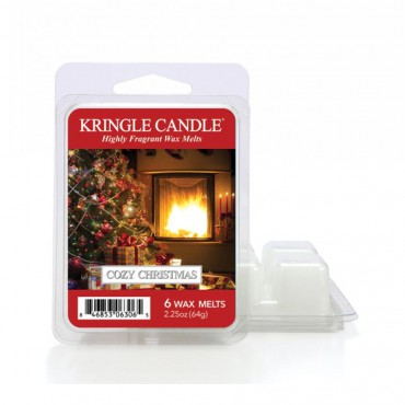 Wosk zapachowy Cozy Christmas Kringle Candle