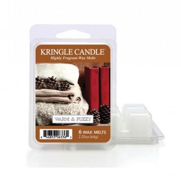 Wosk zapachowy Warm and Fuzzy Kringle Candle