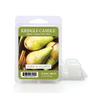 Wosk zapachowy Anjou & Allspice Kringle Candle