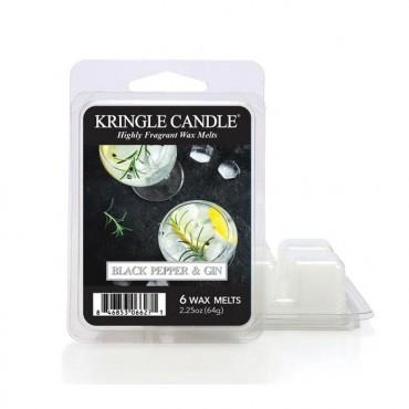 Wosk zapachowy Black Pepper Gin Kringle Candle