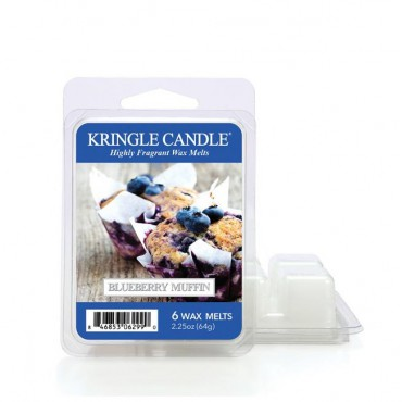 Wosk zapachowy Blueberry Muffin Kringle Candle