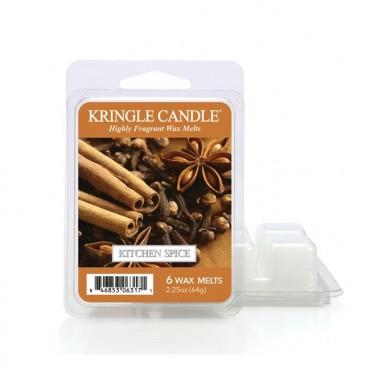Wosk zapachowy Kitchen Spice Kringle Candle