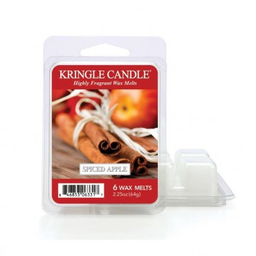 Wosk zapachowy Spiced Apple Kringle Candle