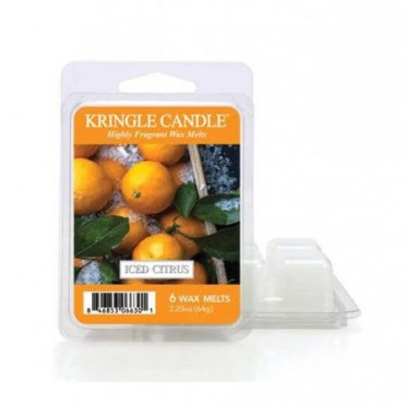 Wosk zapachowy Iced Citrus Kringle Candle