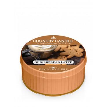 Daylight świeczka Gingerbread Latte Country Candle