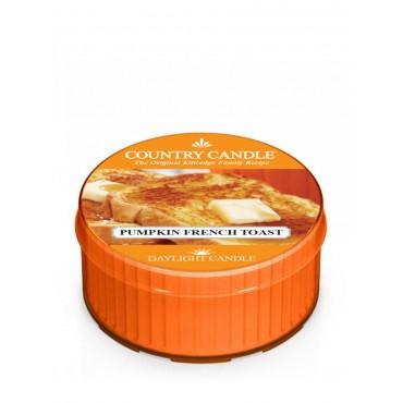 Daylight świeczka Pumpkin French Toast Country Candle
