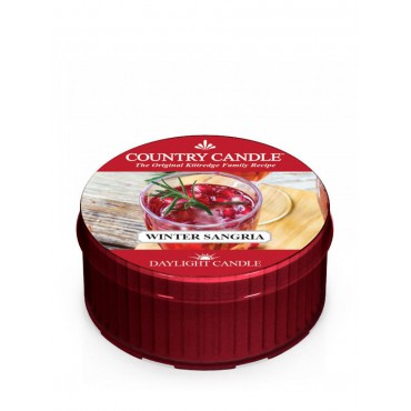 Daylight świeczka Winter Sangria Country Candle